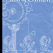 New Yorker May 20th, 2013 Art Print