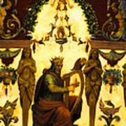Vatican Art Art Print