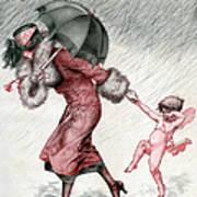 La Vie Parisienne 1924 1920s France Art Print by The Advertising Archives