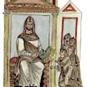 St Valentines Day Massacre Art Print