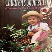 52 Children's Moments - Book Cover Art Print