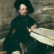 Velazquez, Diego Rodr�guez De Silva Art Print