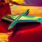 53 Kaiser Hood Ornament Art Print