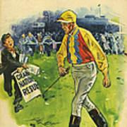 1930s,uk,the Passing Show,magazine Cover Art Print