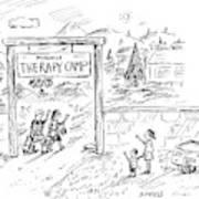 New Yorker July 11th, 2005 Art Print