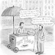 New Yorker May 28th, 2007 Art Print