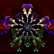 5x5 Synthesis 8 Art Print