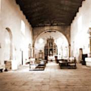 Abruzzo, Laquila, Paganica, Madonna Del Castello Art Print