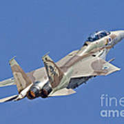 An F-15i Raam Of The Israeli Air Force Art Print