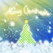 Chess Style Christmas Tree Art Print by Atiketta Sangasaeng