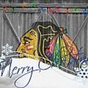 Chicago Blackhawks Art Print