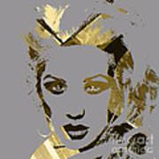 Christina Aguilera Collection Art Print