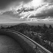 Clingmans Dome - Great Smoky Mountains National Park Art Print