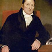 Eli Whitney (1765-1825) Art Print