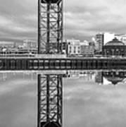 Finnieston Crane Glasgow Art Print