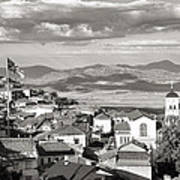 Krusevo Macedonia Art Print