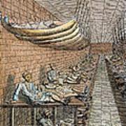 London: Debtors Prison Art Print