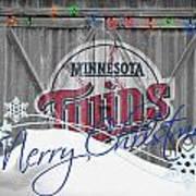 Minnesota Twins Art Print