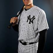 New York Yankees Photo Day Art Print