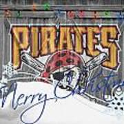 Pittsburgh Pirates Art Print by Joe Hamilton