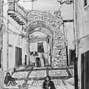 Sutera Rabato Antico Art Print