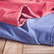Trousers Art Print by Tom Gowanlock
