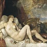 Ttitia, Tiziano Vecello, Also Called Art Print