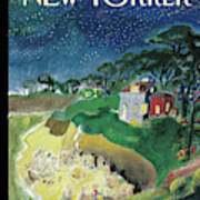 New Yorker August 11th, 2008 Art Print