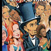 New Yorker February 25th, 2013 Art Print