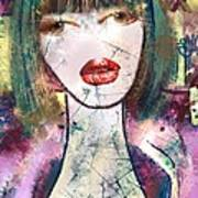 Beverly Art Print
