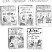 All-verbal Westerns Art Print