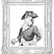 Anthony Wayne (1745-1796) Art Print