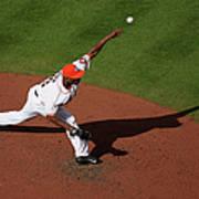 Chicago White Sox V Houston Astros Art Print