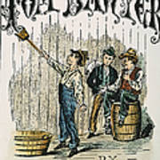 Clemens: Tom Sawyer Art Print