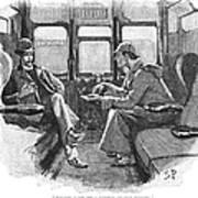 Doyle: Sherlock Holmes Art Print