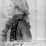 James Wolfe (1727-1759) Art Print