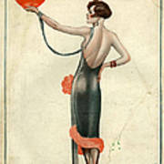 La Vie Parisienne  1925  1920s France Art Print