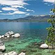 Lake Tahoe Art Print