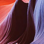 Lower Antelope Canyon Art Print