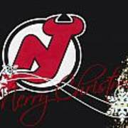New Jersey Devils Art Print