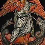 Saint Michael Art Print