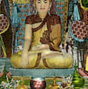 Siddhartha Gautama, Known Art Print