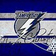 Tampa Bay Lightning Art Print
