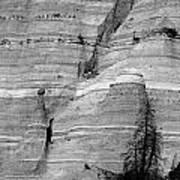 New Mexico - Tent Rocks Art Print
