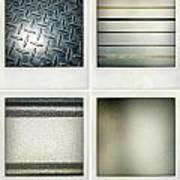 Textures Art Print