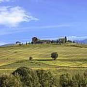 Tuscany - Val D'orcia Art Print