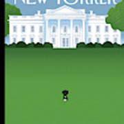 New Yorker April 27th, 2009 Art Print