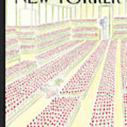 New Yorker February 6th, 2006 Art Print