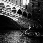 Venetian Cityscape Art Print