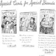 New Yorker February 7th, 2005 Art Print